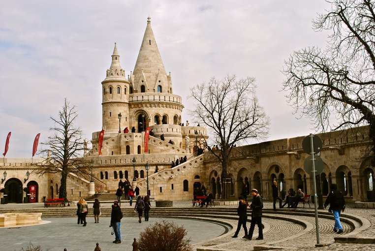 City Tour by Bike, Sightseeing in Budapest - Tour