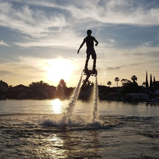 Fly Boarding Tickets in Goa - Tour