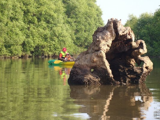 Nerul Kayak Package Tickets in Goa - Tour
