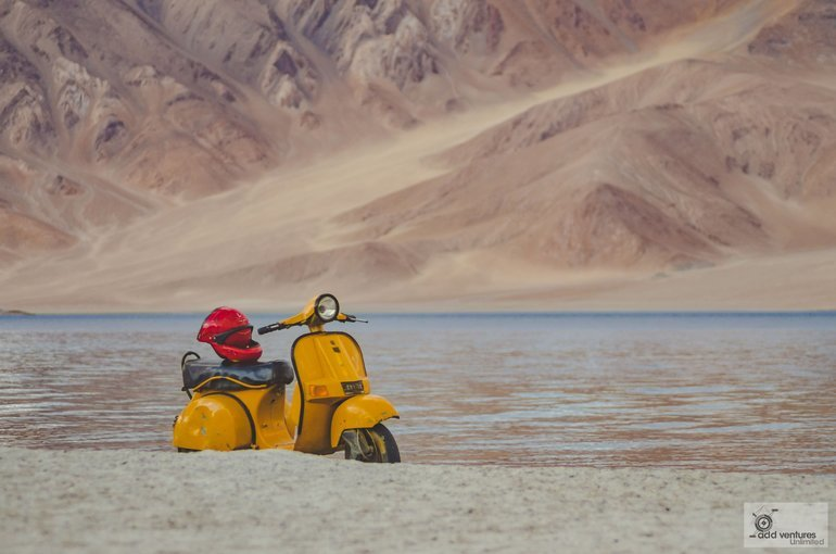 The  Ladakh Experience (SUV - 9D8N) - Tour