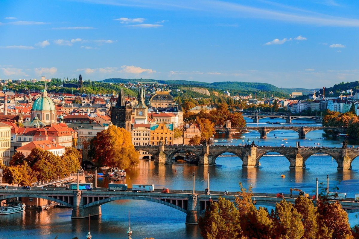 Prague Sightseeing - Collection