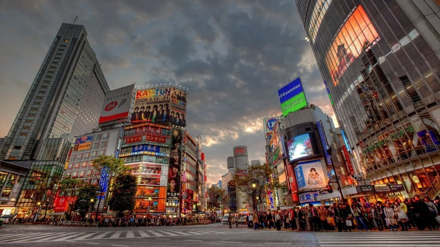 LGBT Tokyo Then and Now - Tour