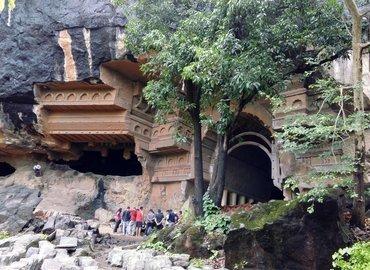 Kondana Caves to Rajmachi Trek - Tour