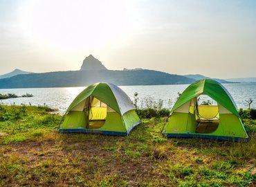 Pawna Lake Campsite - Tour
