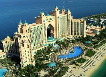 Atlantis Dubai - Tour