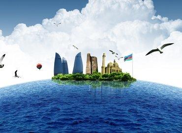 Baku - Where fire and water meet - Tour