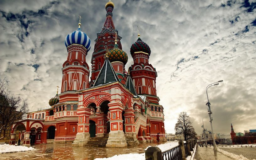 Classic Moscow - Tour