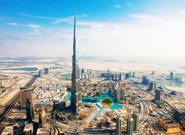 Explore UAE - Tour