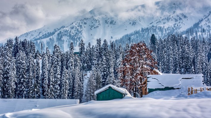Magical Kashmir - Tour