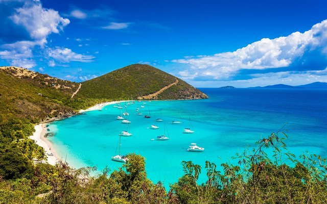 Virgin Islands - Tour