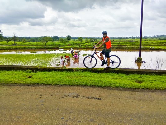 Countryside Cycle Ride-Asangaon to Dehne Route - Tour
