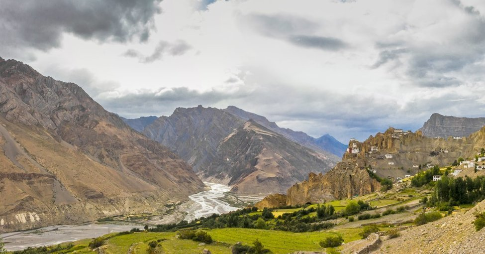 Spiti Valley Backpacking Trip - Tour