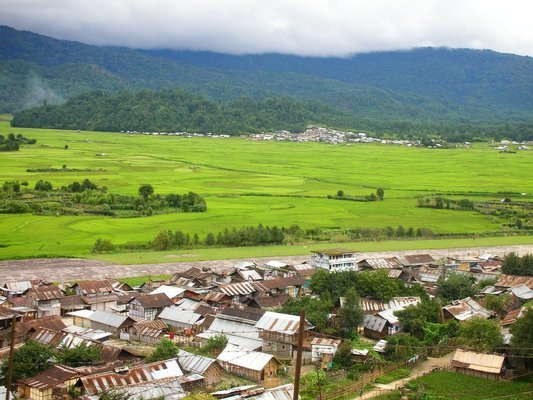 Ziro Festival of Music Tour - Tour