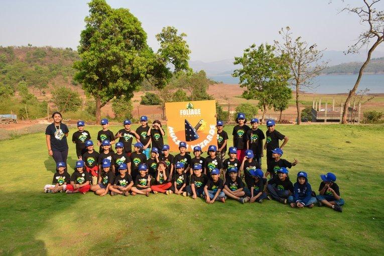Girivan Adventure Camp - Tour