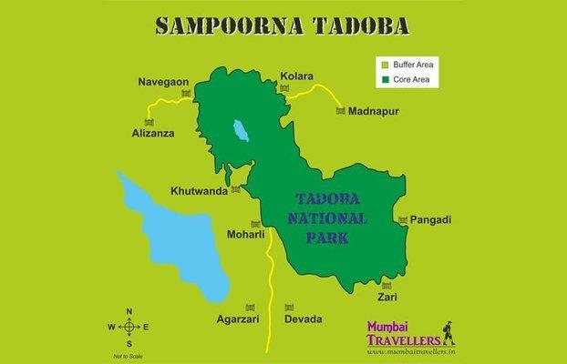 Sampoorna Tadoba : Marathon - Tour