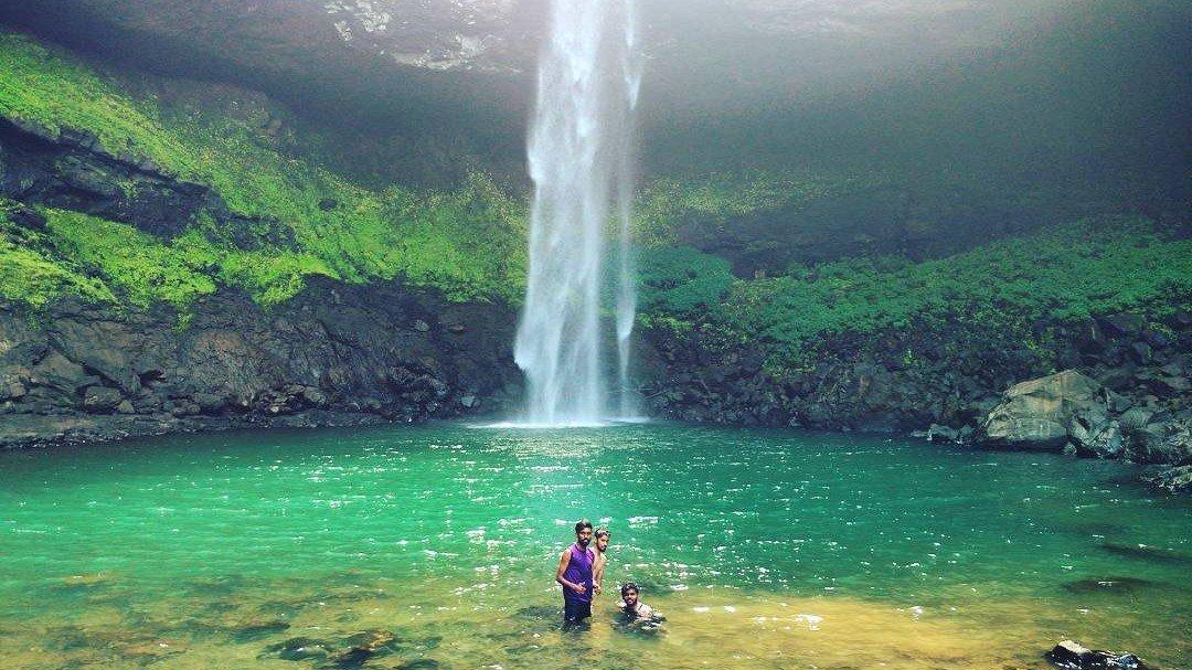 Devkund Waterfall l Bhira l Devkund Waterfall Camping & Trek