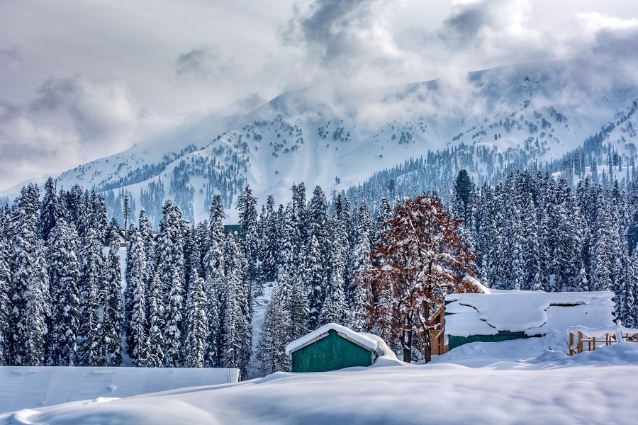 Heavenly Kashmir Holiday - Tour