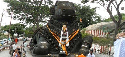 Bull Temple (Dodda Basavanna Temple)
