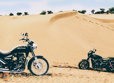 Rajasthan Bike Trip (Independent) - Tour