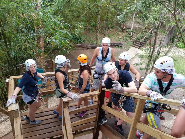 Zip Lining & Fort George Experience - Tour