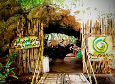 Day out at Guhanthara - The Underground Resort, South Bangalore - Tour