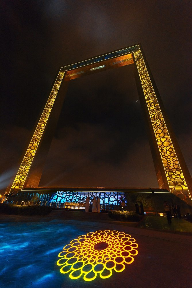 Half-Day Old and New Dubai Tour plus ticket entry to Dubai Frame with Transfers (Up to 58% Off) - Tour