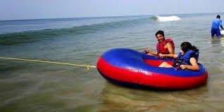 Bumper Boat Ride - Tour