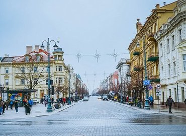 The Best of Russia, the Baltics and Warsaw - Tour