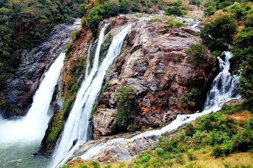 Shivana  Samudra Falls
