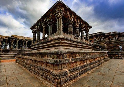 Belur and Halebidu Temples