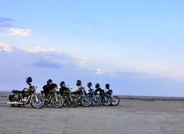 Kutch On Wheels 3N/4D - Tour
