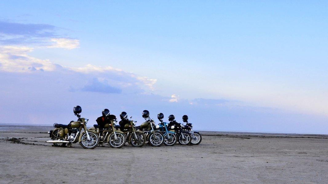 Kutch On Wheels 3N/4D - Tour