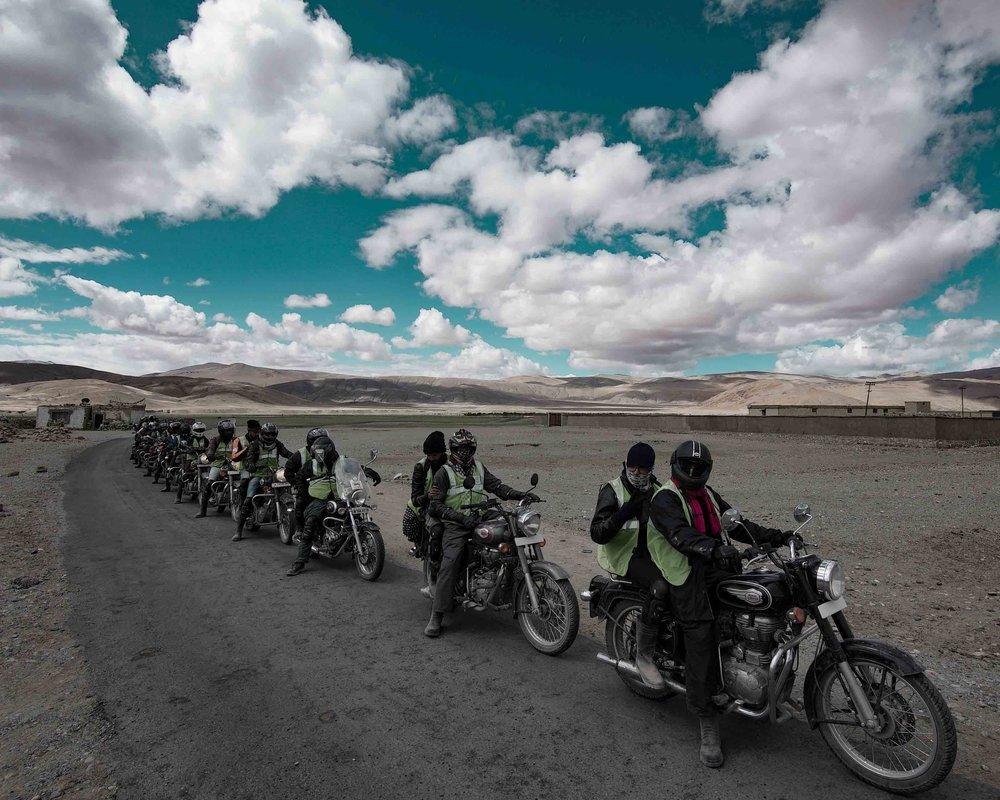 Manali to Ladakh Bike Trip - Collection
