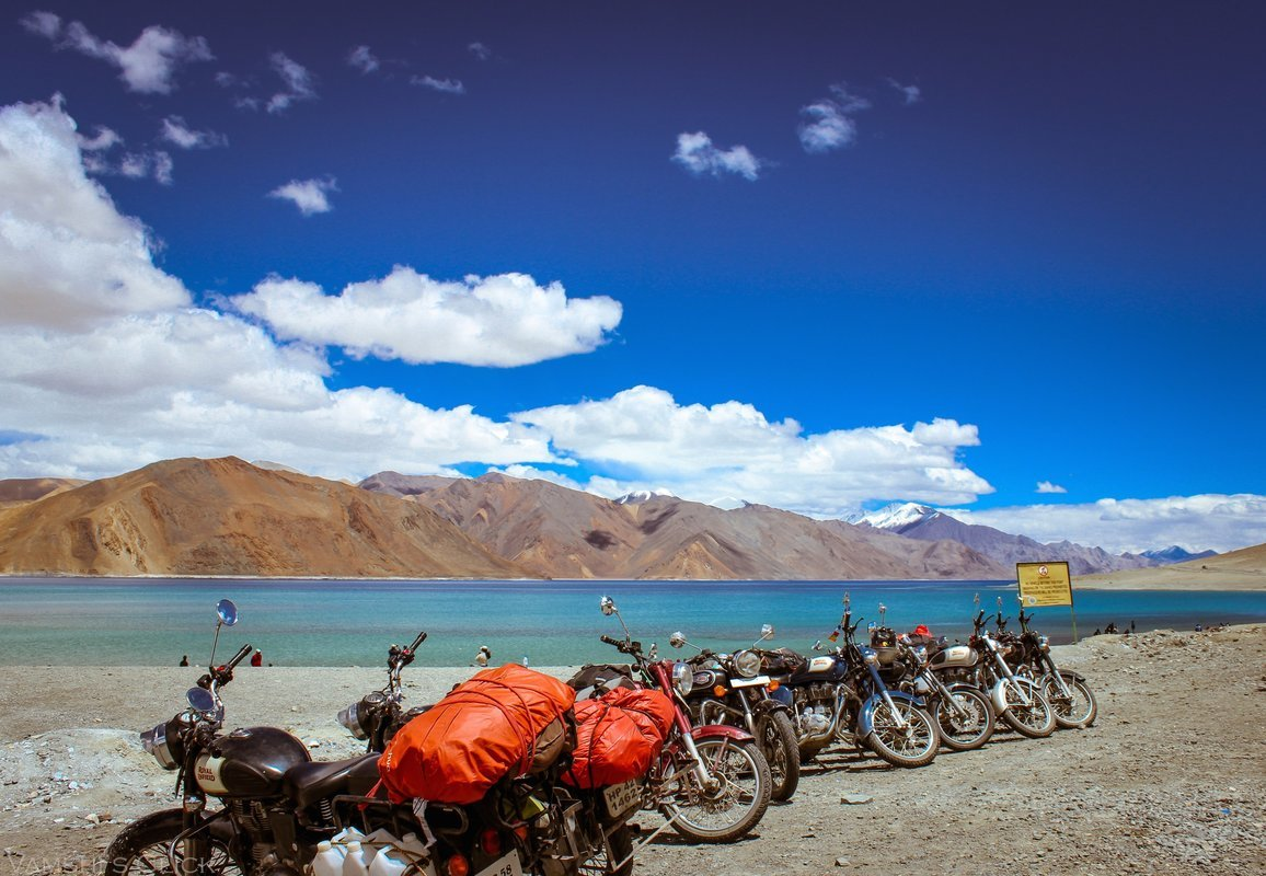Leh Bike Trip Packages - Collection