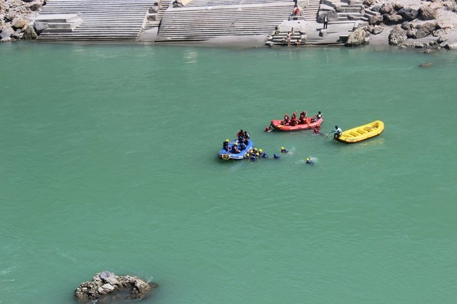 Camping and Rafting in Rishikesh - Collection