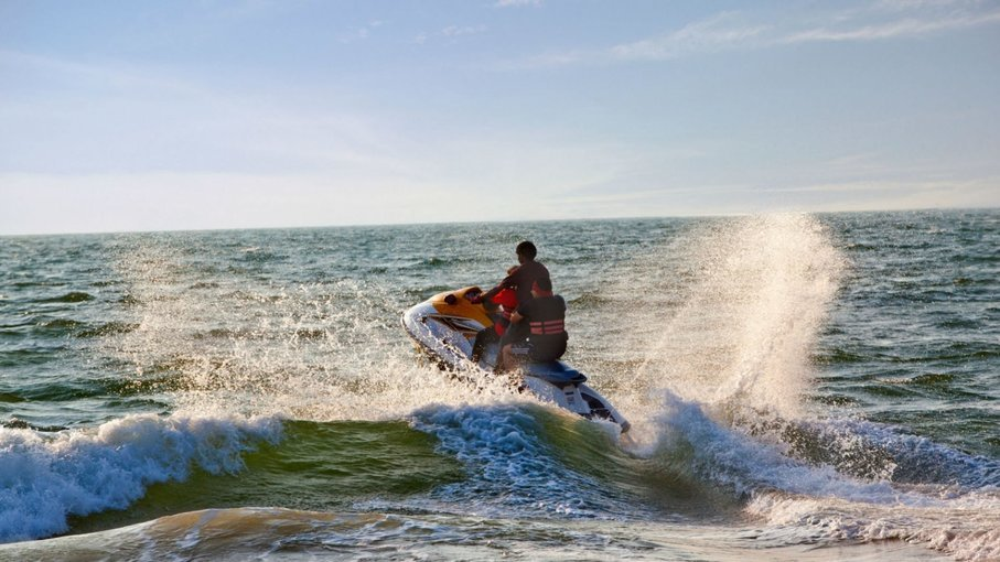 water sports + dolphin ride - Tour