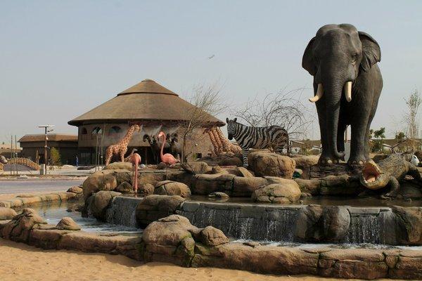 Dubai Safari Park Tickets in Dubai - Tour