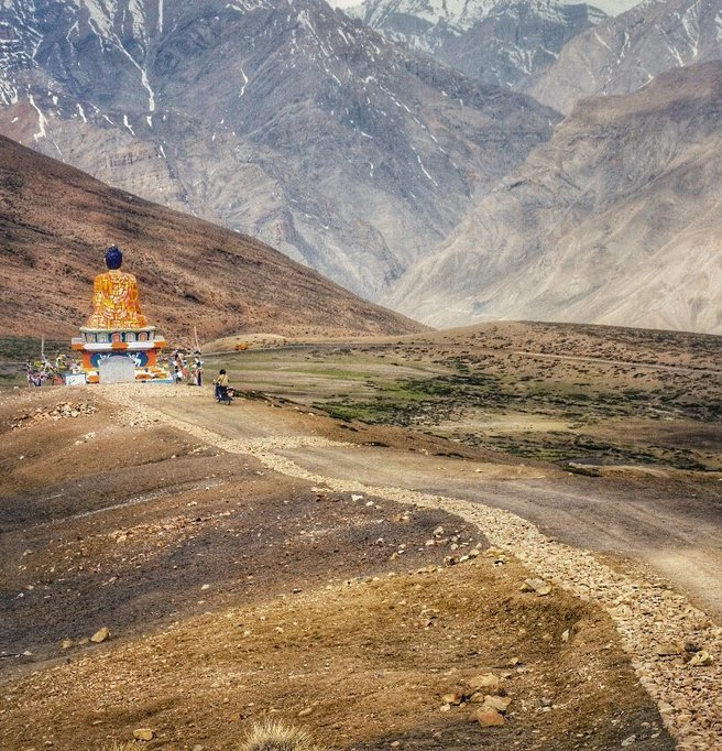 Manali – Spiti – Manali (8 days) - Tour