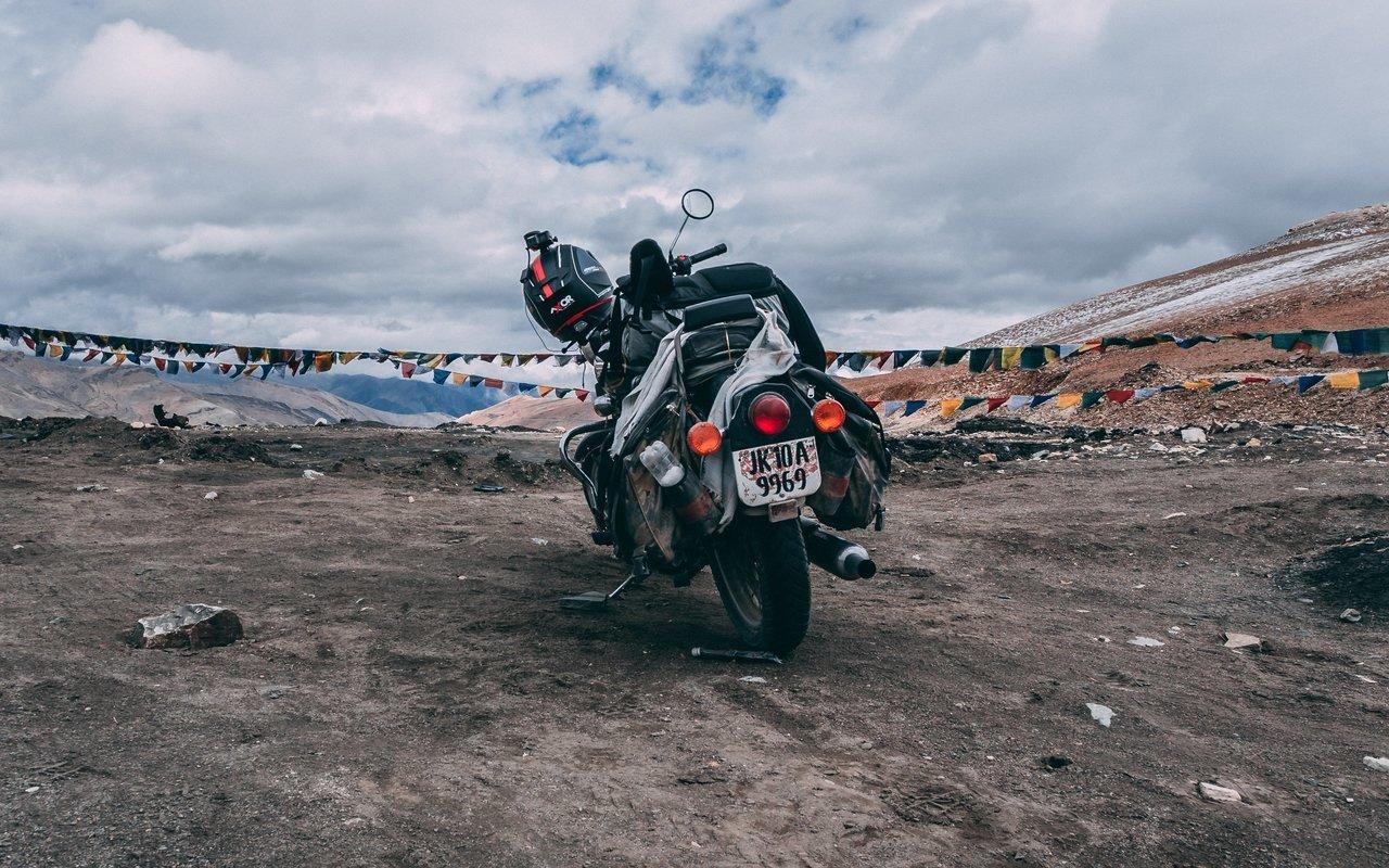Ladakh Bike Trip Organizers
