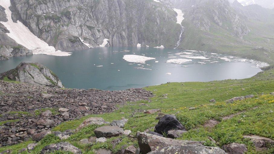 Kashmir Great Lakes Trek (8 Days / 7 Nights) - Tour