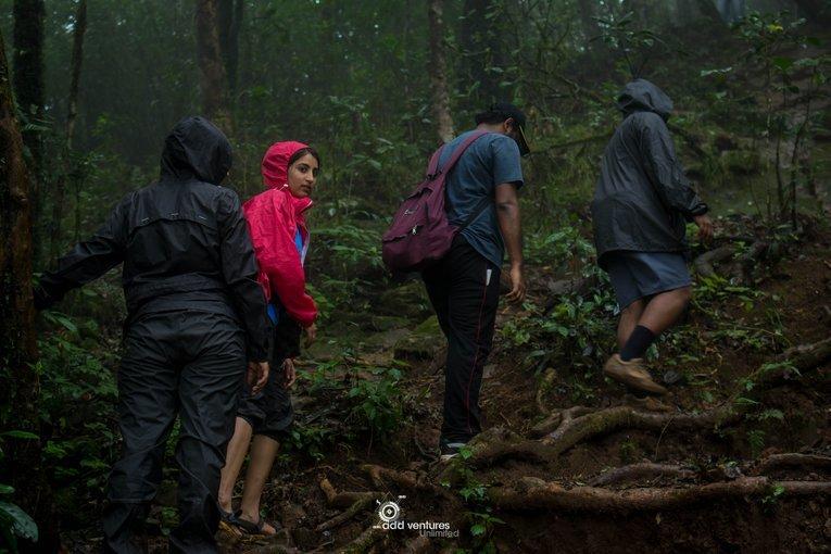 Naladi Hill & Tadiandamol Peak Trek - Tour