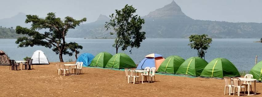 Pawna Lake Camping, Jawan Village - Tour