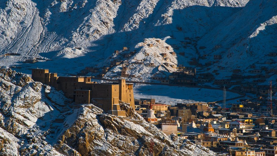 Winter Holiday in Leh - Tour