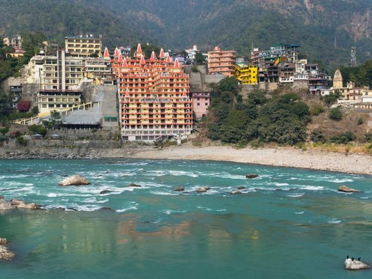Rishikesh Backpacking Trip - Tour