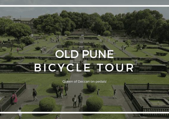 Old Pune Bicycle Tour - Tour