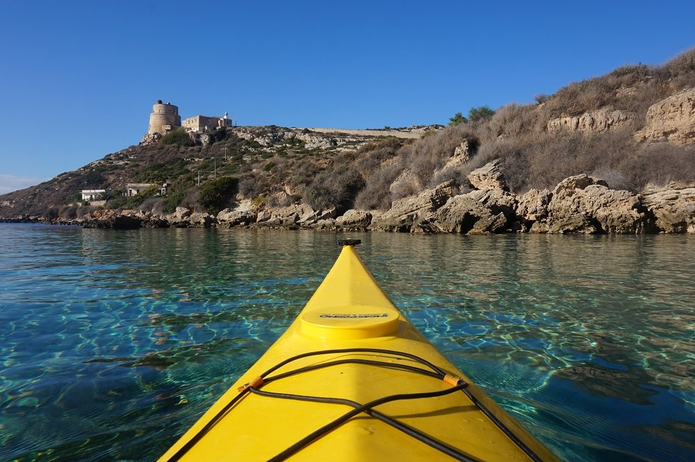 With our kayaking or multisport adventures