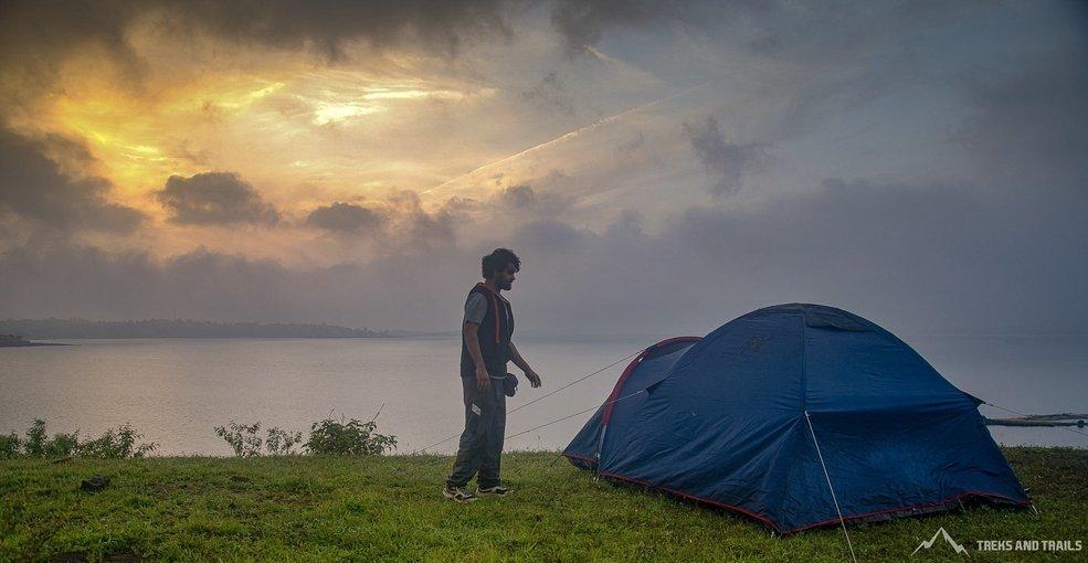 Vaitarna Camping - Tour