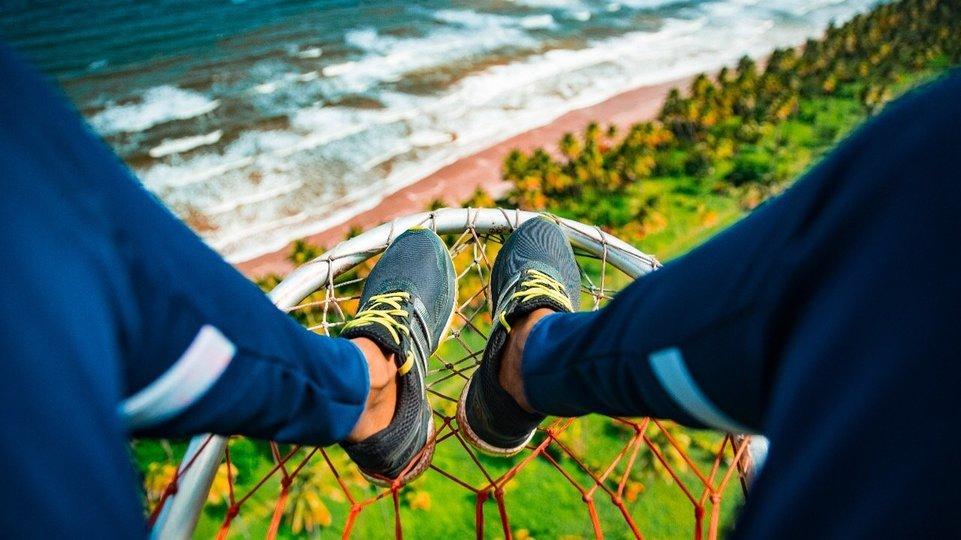 Paragliding Adventure! - Tour