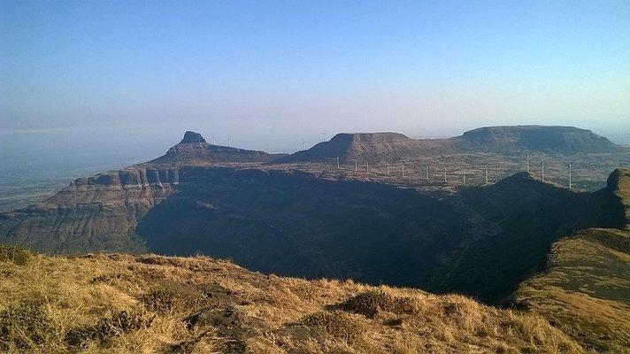 Vishramgad Patta Fort - Tour
