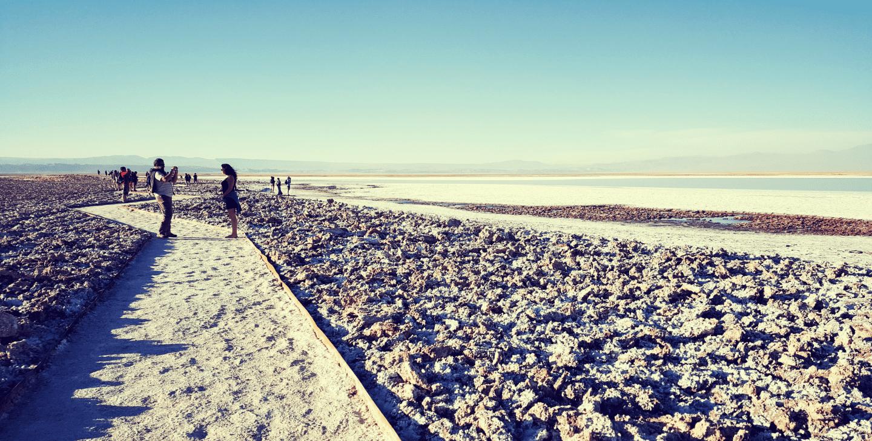 Salar de Atacama & Laguna Chaxa